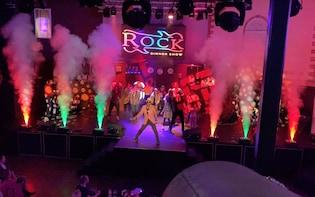 Jantar e show ROCK
