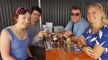 Craft Brewery Half Day Tour