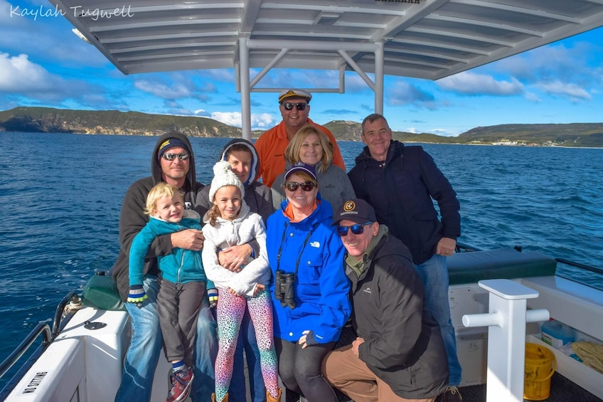 Show item 2 of 3. Island Tour 2 Hours of Albany's stunning Harbour & Sound