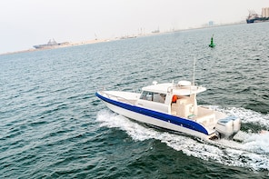 Fishing Tour with Speed Boat