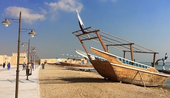 Doha & Al Wakra Souk Tour