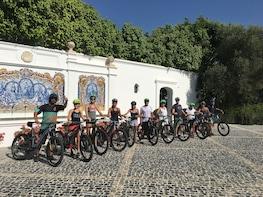 Excursión de medio día en bicicleta de montaña a los pueblos blancos