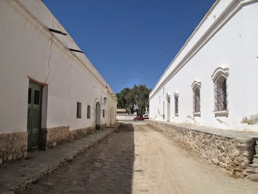 Alley in Cachi, Argentina