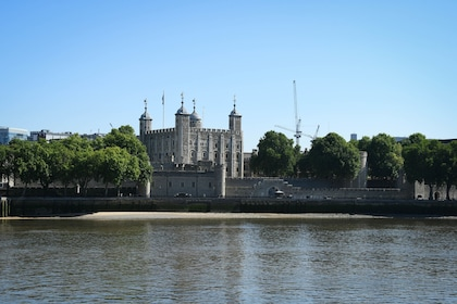 River view in London