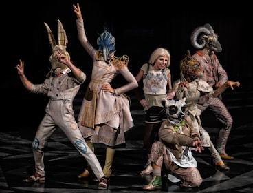 Cirque du Soleil JOYÀ Tickets