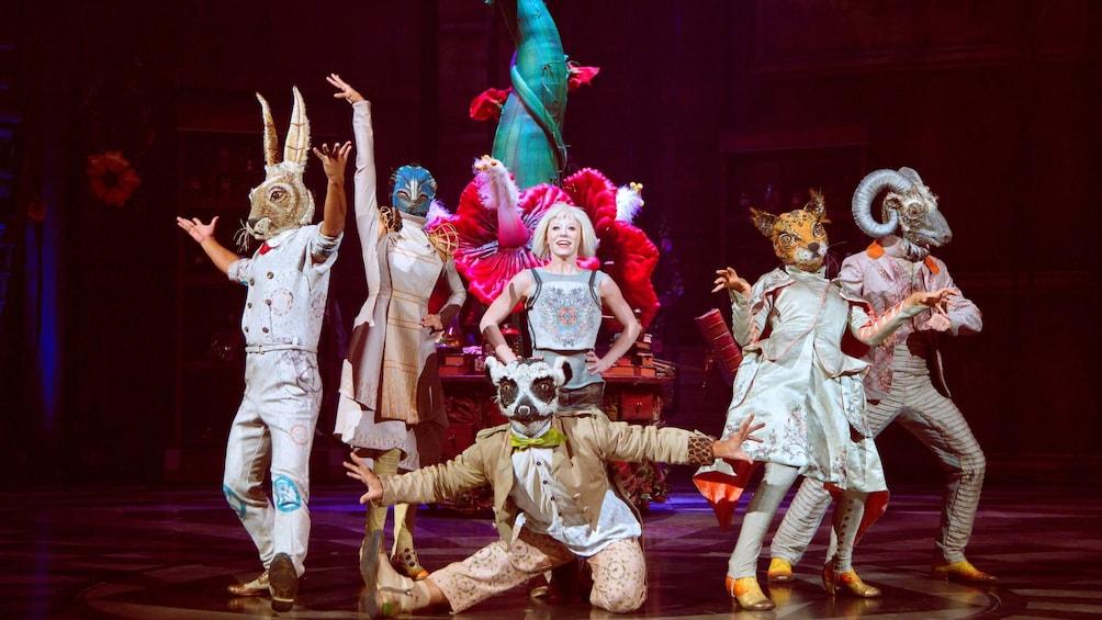 Carregar foto 4 de 10. Cirque du Soleil JOYÀ Tickets