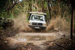 Barbados 4x4 Jeep Safari with Lunch