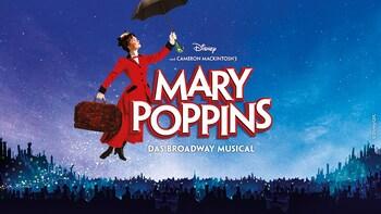 MARY POPPINS in Hamburg – Ticket