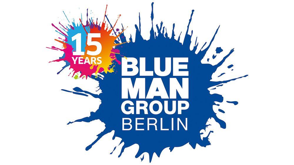 BLUE MAN GROUP in Berlin – Ticket