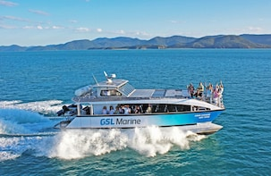 Fly and Cruise Whitsundays Package
