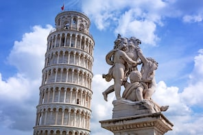 Shore Excursion: Pisa & Florence On Your Own From La Spezia