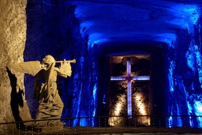 Bogota City tour and Zipaquira Salt Cathedral