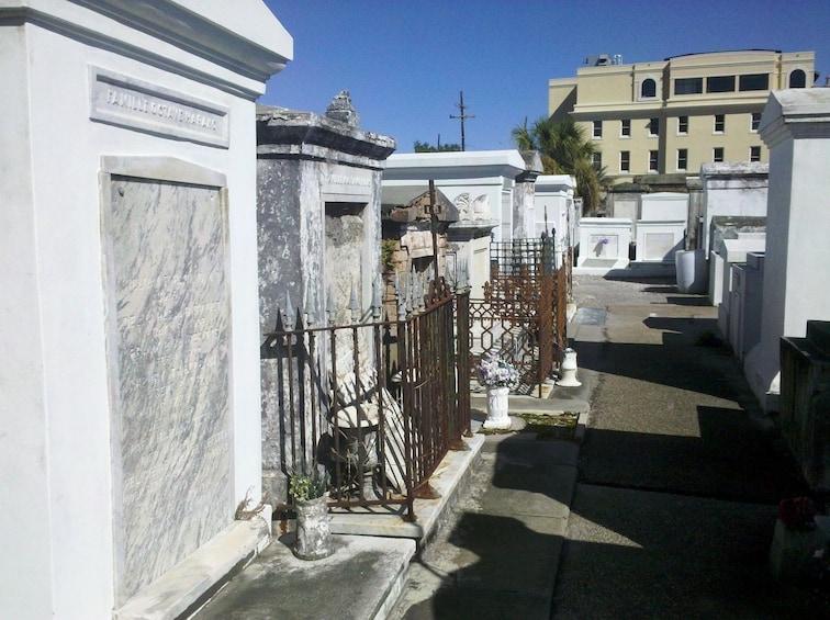 Show item 1 of 2. Saint Louis Cemetery no.1 Small Group Tour