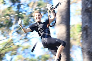 Wellington Adrenalin Forest Adventure Park