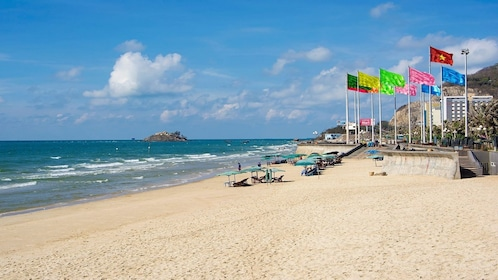 Vung Tau Beach near Ho Chi Minh City