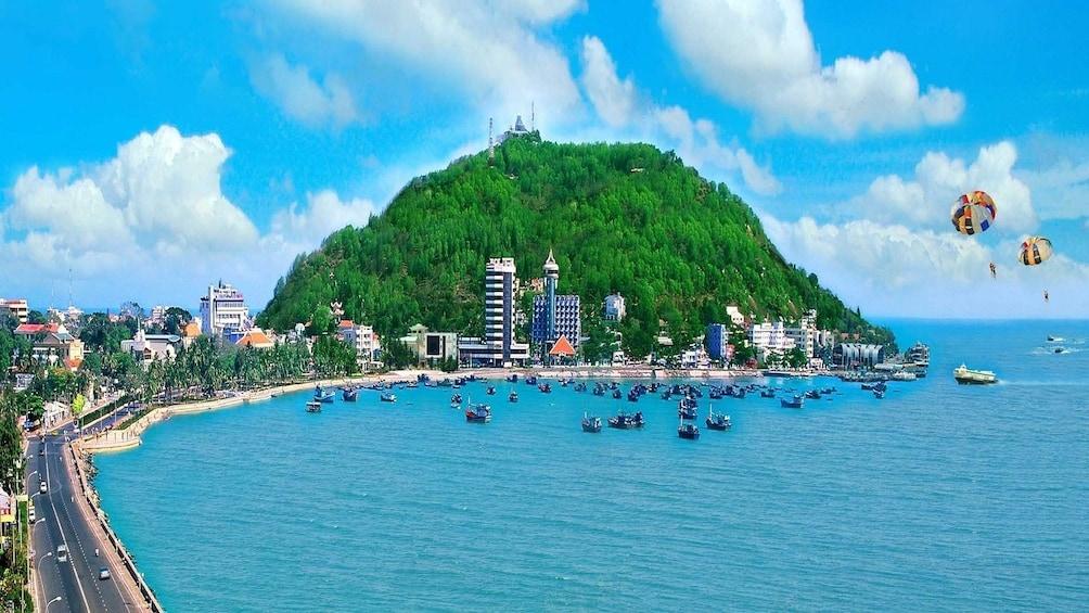 Coastline in Vietnam