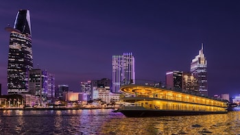 Ho Chi Minh City By Night with Dinner & Sightseeing On Board