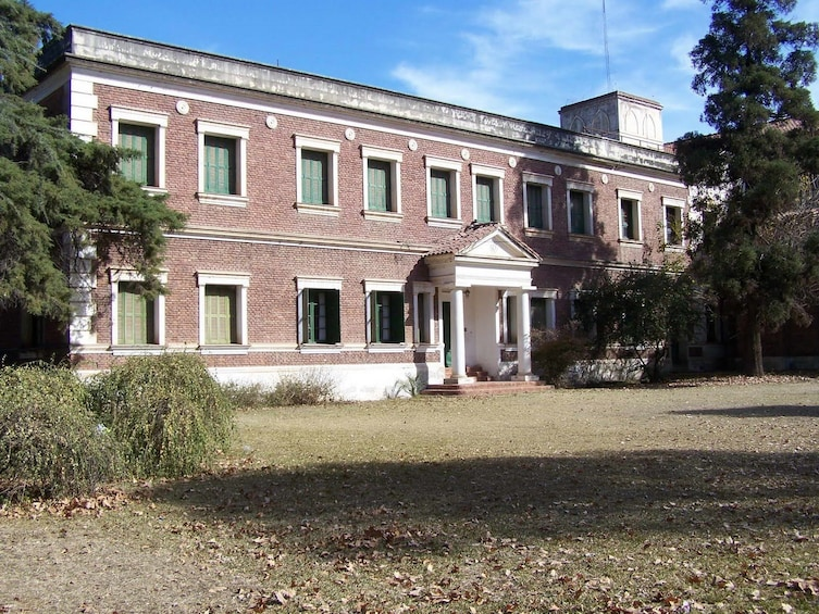Show item 2 of 8. Building in Córdoba Province, Argentina
