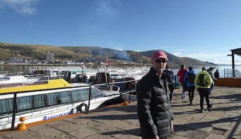 Full-Day Tour of Lake Titicaca & Uros-Taquile