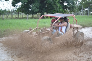 Caribbean Dune Buggies with Macao Beach and Cave