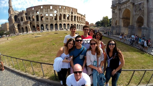 Best of Colosseum Private Skip-the-Line Tour