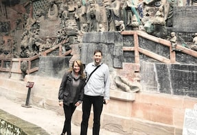Private Day Tour of Dazu Rock Carvings in Chongqing