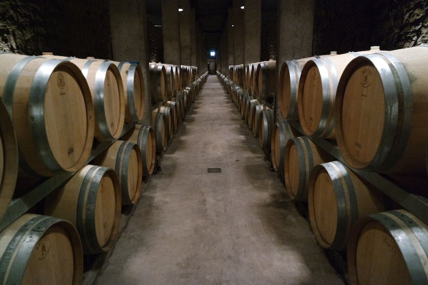 Half-Day Wineries Tour with Wine Tasting