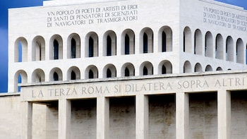 The Architecture of EUR District of Rome Private Tour