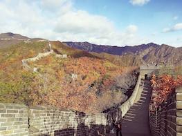 Mini Group Tour: The Mutianyu Great Wall & Summer Palace