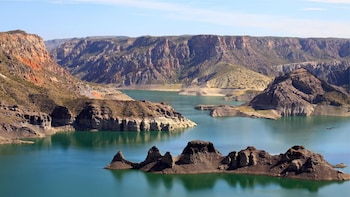 Full-Day Atuel Canyon Sightseeing Tour