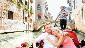 Open Voucher: Venetian Gondola Ride Experience