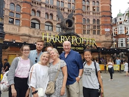 Harry Potter Small Group Walking Tour - Kids Go Free!