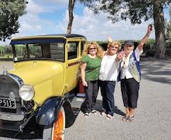 Art Deco City Vintage Car Tour