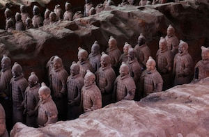 Xian Terracotta Army and City Wall Small Guided Group Tour