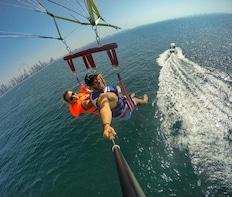 Parasailing Experience in Dubai