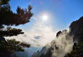 Private Day Tour of Huangshan Mountain Exploration