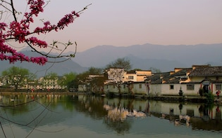 Huangshan Private Tour of Ancient Villages Sightseeing