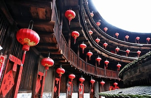 Xiamen Private Day Tour of Yongding Hakka Village