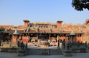Quanzhou Highlights Sightseeing Private Day Tour From Xiamen