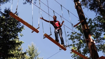 WildPlay Thacher's Adventure Courses