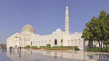 Discover Muscat with a private vehicle - Half day