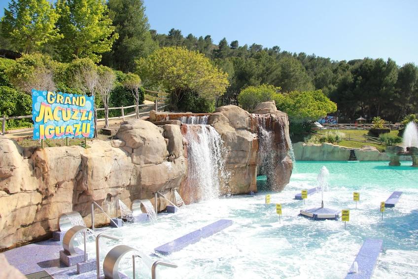Show item 10 of 10. Aqualandia water park in Benidorm