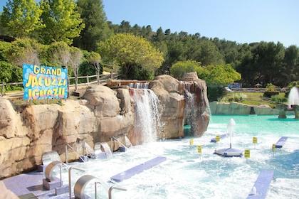 Aqualandia water park in Benidorm