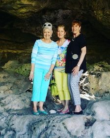 Ladies on a tour in Nassau