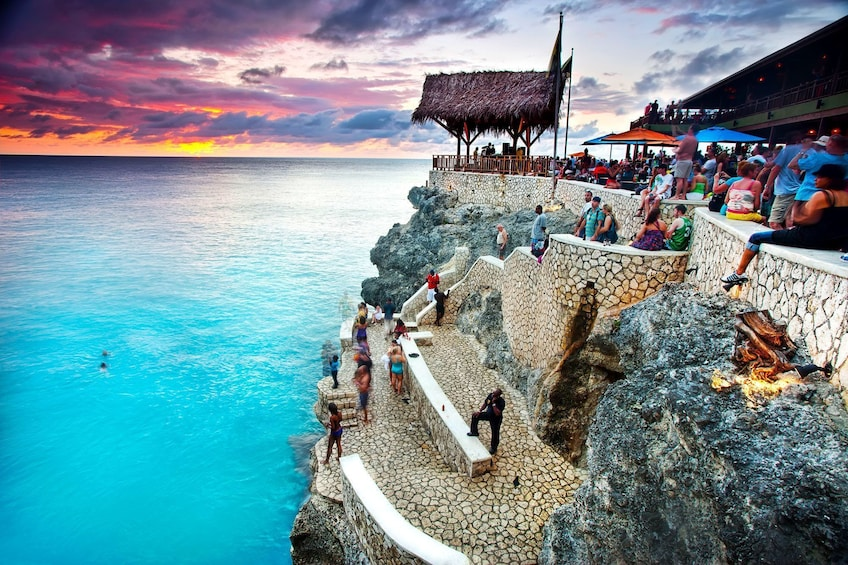 Show item 5 of 10. Negril Beach Chill Out & Rick's Cafe