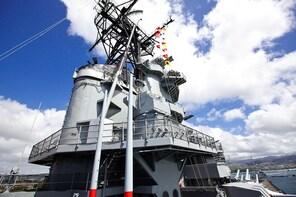 Premium Pearl Harbor and USS Missouri Tour