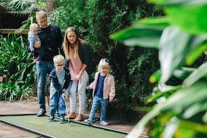 Wanneroo Botanic Gardens Mini Golf!