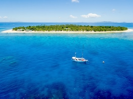 Serenity Island Sailing and Snorkelling Shared