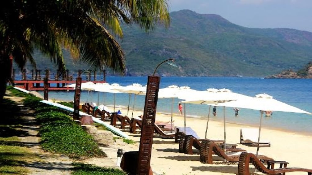 Show item 3 of 10. Full day Exploring 3-island tour from Nha Trang