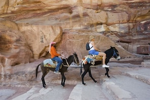 Petra from Eilat 1 Day Tour